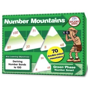 Number Mountains: Green Phase to 100