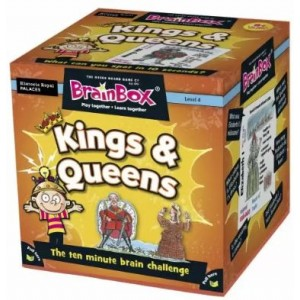 Brainbox Kings and Queens