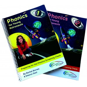 Phonics For Young Astronauts