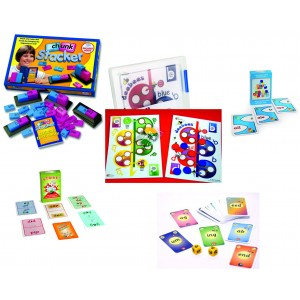 Playing with Dyslexia Extended Kit