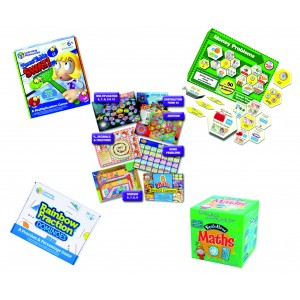 Playing With Numbers Extended Kit KS2