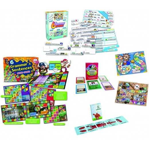 Playing with Sentences Extended Kit