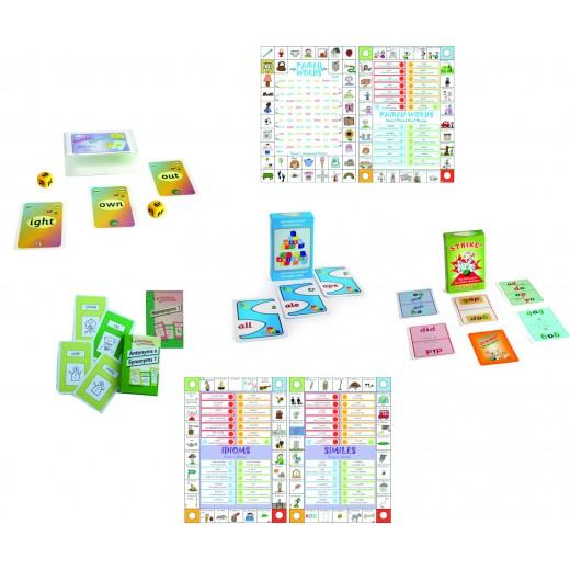 Playing With Words Extended Kit KS2