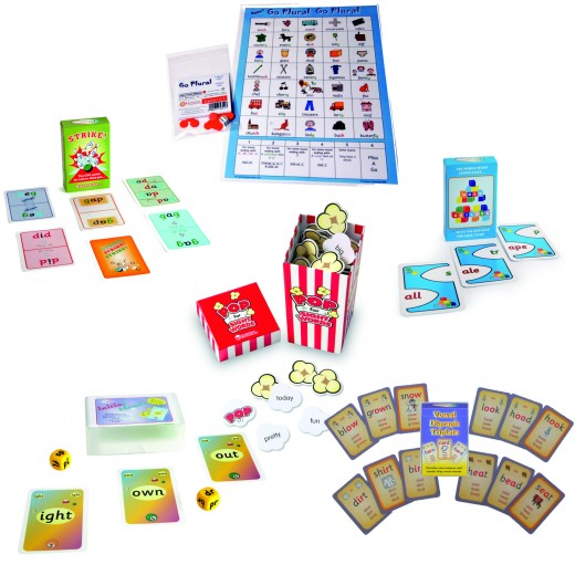 Playing With Words Extended Kit KS1