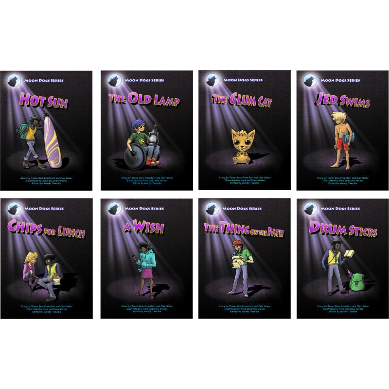 Moon Dogs vowel spellings series two