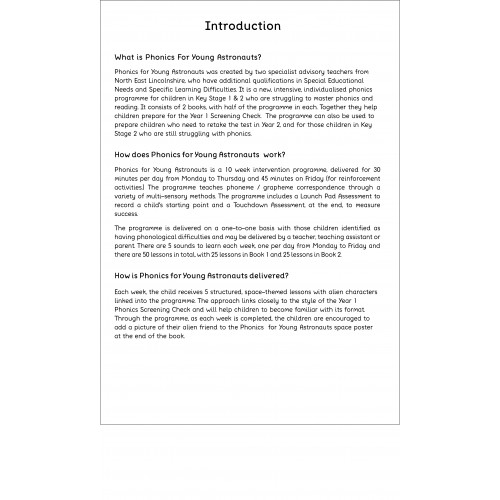 Book 1 Intro Page
