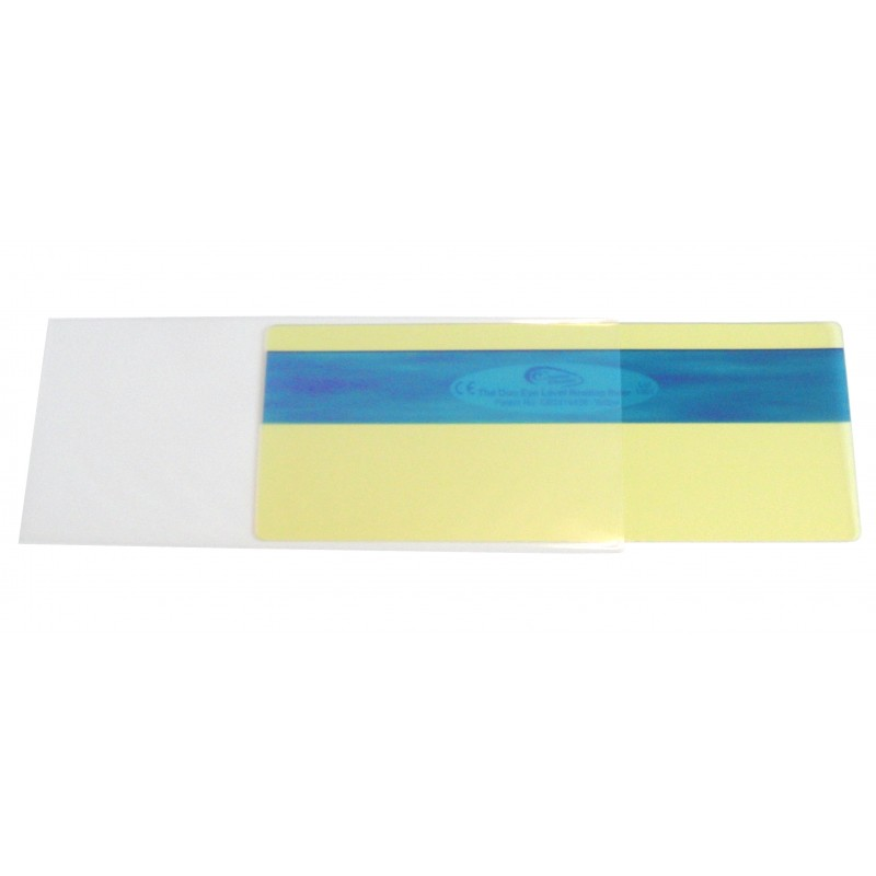 Free sleeve to store your ruler in - to keep it protected