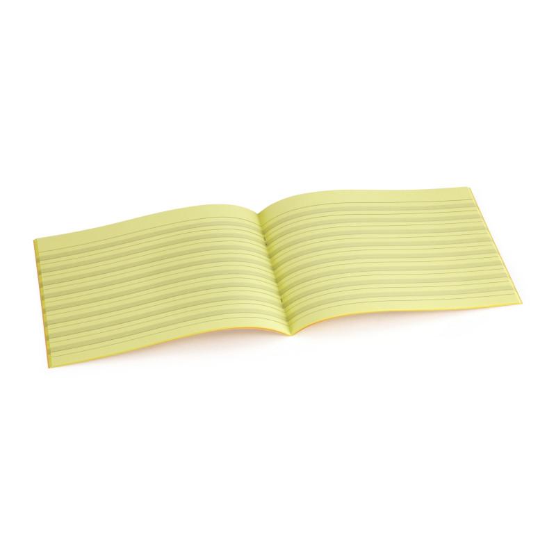 Handwriting Exercise Book - Yellow