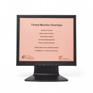 Coloured Monitor Overlay