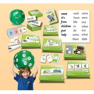 Letters and Sounds Bumper Kit: Phase 4