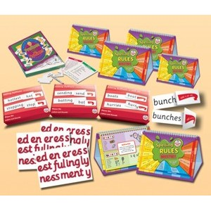 Letters and Sounds Bumper Kit: Phase 6