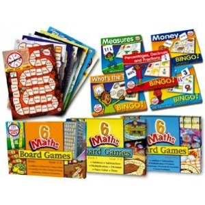 Maths Games Bumper Kit