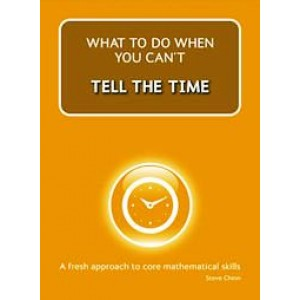 What to do when you can't... Tell the Time