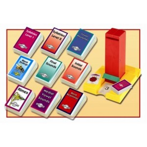 Smart Chute Cards: Phonics Set