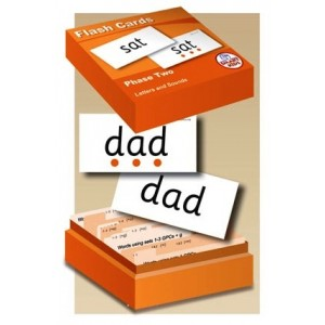 Letters and Sounds Flashcards