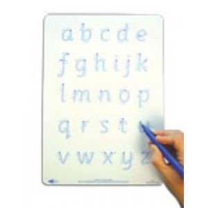 Letter Formation Whiteboard: Print A4
