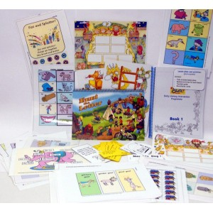 Blitz! Literacy Intervention Pack with FREE CD