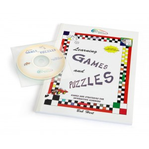 Learning Games and Puzzles + CD