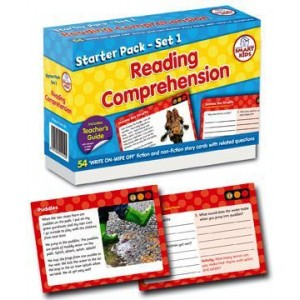 Reading Comprehension Cards Starter Packs