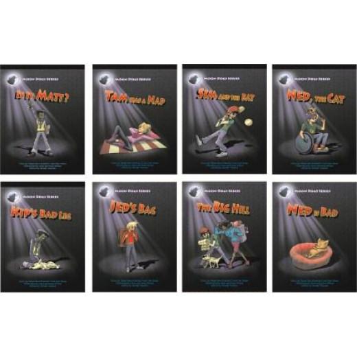 Moon Dogs vowel spellings series one