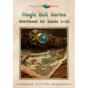The Magic Belt Series Workbook