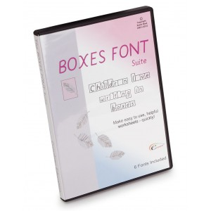 Boxes Font Download (1-3 Users)