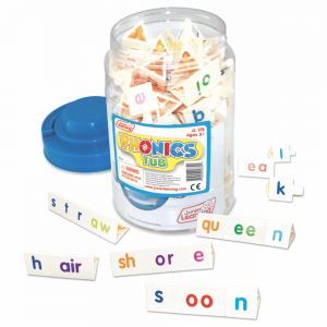 Word Builder Phonics Tub