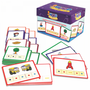 Word Builder Activity Cards