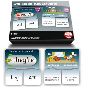 Omission Apostrophe