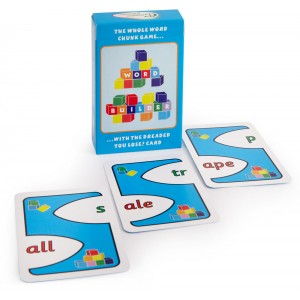 Wordbuilder Card Game