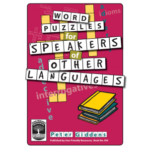 Word Puzzles For Speakers Of Other Languages