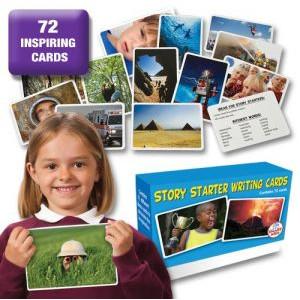 Story Starter Photo Cards
