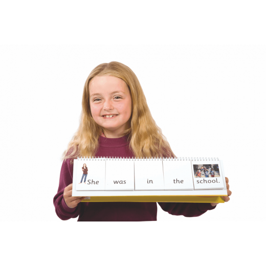 The high frequency words flip book